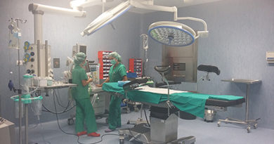 Nuevos Quirófanos Hospital Infanta Elena
