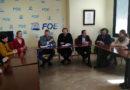 La FOE acerca el tejido empresarial de Huelva a los profesionales del Hospital Juan Ramón Jiménez