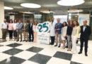 El Hospital Juan Ramón Jiménez celebra sus 25 años, en los que ha realizado más de 19 millones de actos asistenciales