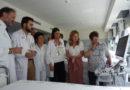 El Hospital Juan Ramón Jiménez pone en marcha la nueva Unidad de Ictus para dar respuesta a 600 pacientes cada año