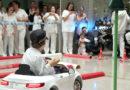 La Policía Local de Huelva visita a los menores de la Unidad de Pediatría del Hospital