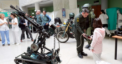 Visita Guardia Civil