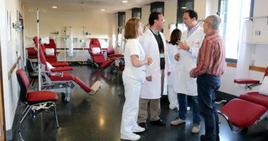 Hospital Día Oncología