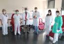 Oncología del Hospital Juan Ramón Jiménez, galardonada en los Premios Nacionales Afectivo Efectivo