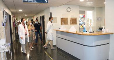 Visita delegada a oncología