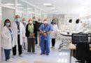 El Hospital Juan Ramón Jiménez pone en marcha una nueva unidad de reanimación postquirúrgica con 13 camas