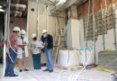 El Hospital Juan Ramón Jiménez acomete obras para la completa modernización de la central de esterilización