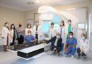 El Hospital Juan Ramón Jiménez comienza los tratamientos de radioterapia con el segundo nuevo acelerador